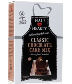 hale and hearty gluten free chocolate cake mix