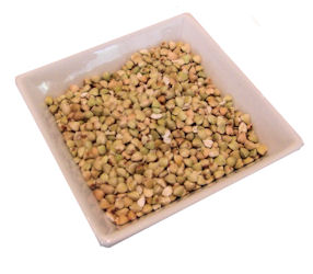 Buckwheat seeds used for gluten free porridge, puddings and delicious dishes